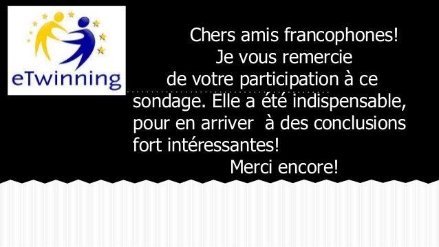 Groupe francophone 2014
