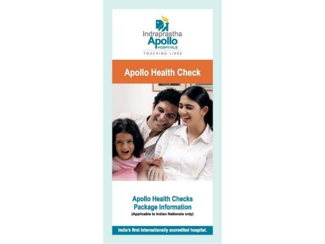 Apollo health check april 2013