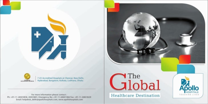 Apollo hospitals  the global destination