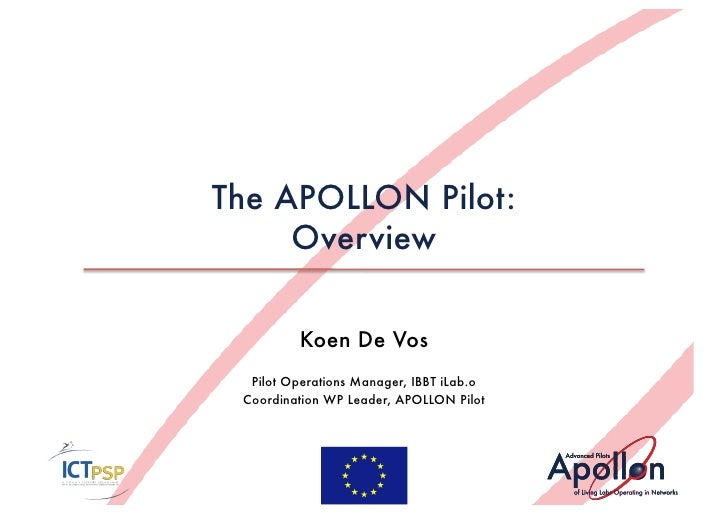 Apollon overview-cip-infoday