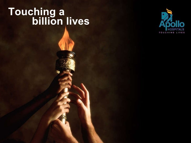 Touching a    billion lives