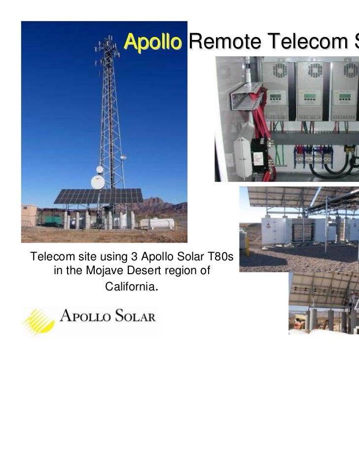 Apollo Solar Tsw Inverter Training