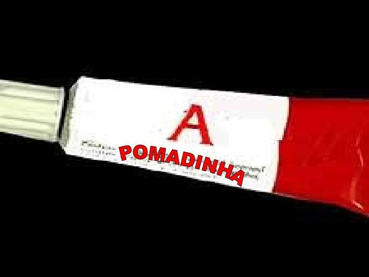 POMADINHA