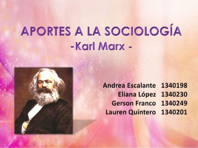 Discípulo de Hegel. Marx siendo estudiante,redacto artículos en contra de los zares, lo cualcauso su expulsión se marchó a...
