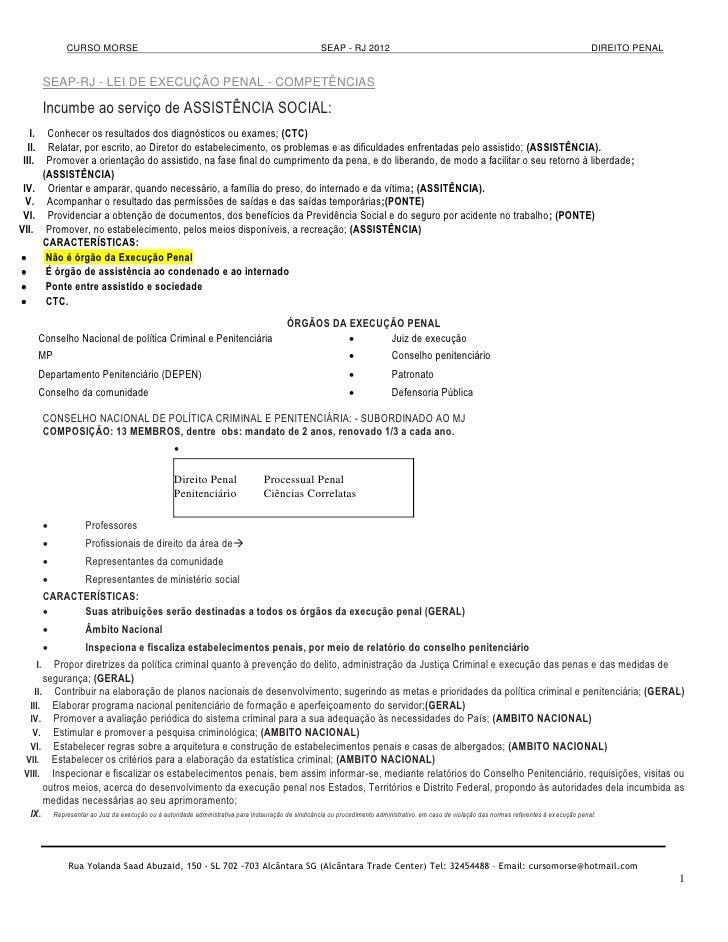 CURSO MORSE                                                                            SEAP - RJ 2012                     ...