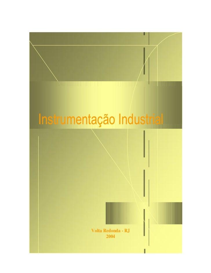 Instrumentação Industrial          Volta Redonda - RJ                 2004