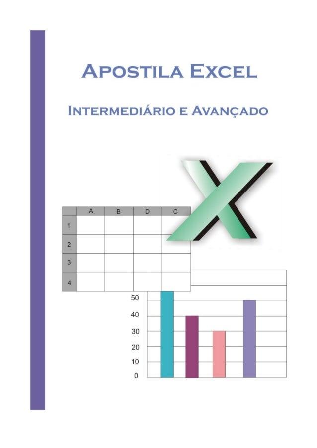 SUMÁRIO Utilizando funções no Microsoft Excel................................................................................