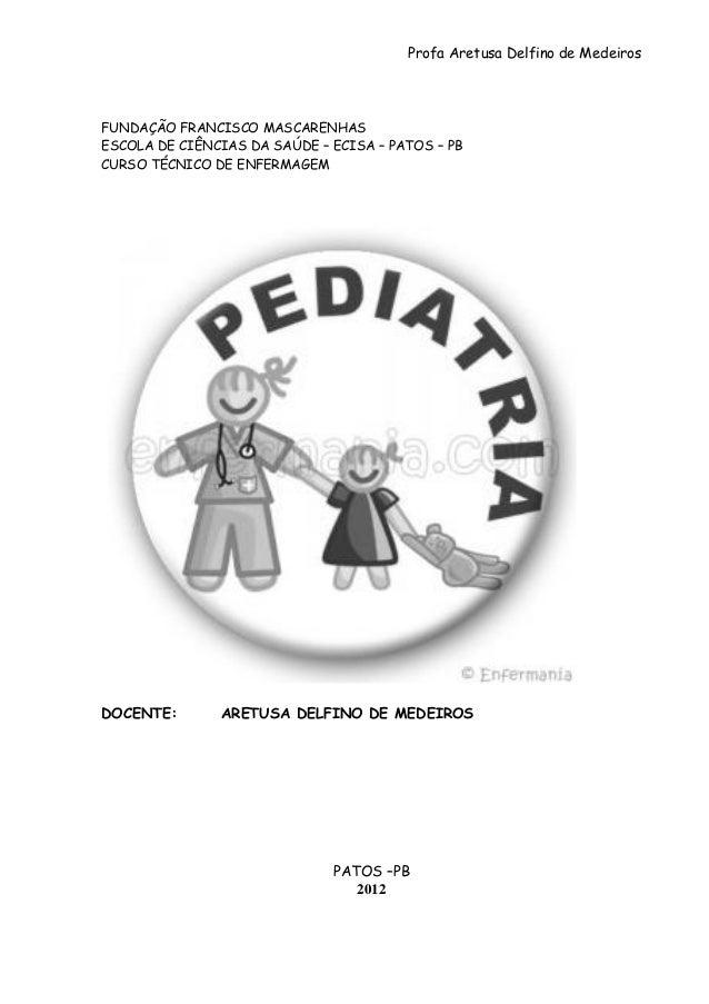 Apostila Saúde da Criança