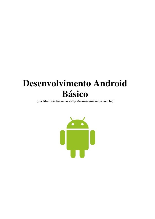 Apostila Desenvolvimento Android Básico
