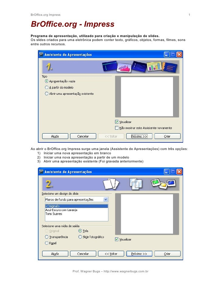 BrOffice.org Impress                                                                                1BrOffice.org - Impres...