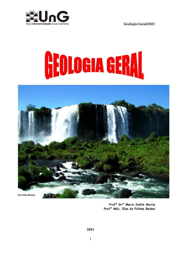 Apostila completa geo geral nova 2011- 2º semestre