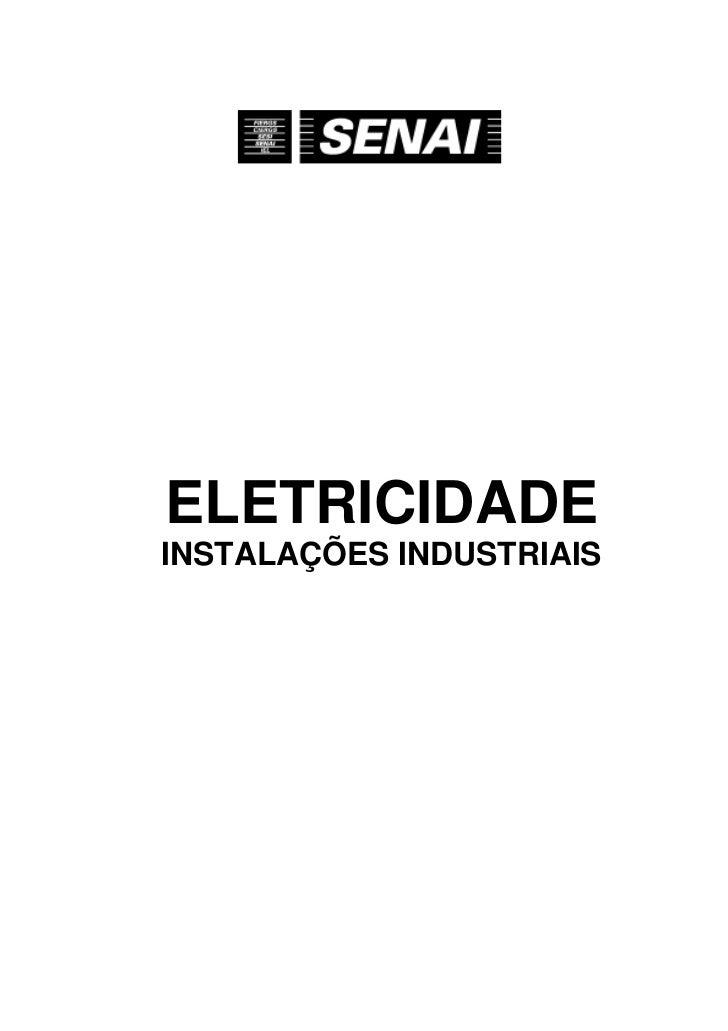 Apostila de eletricidade industrial