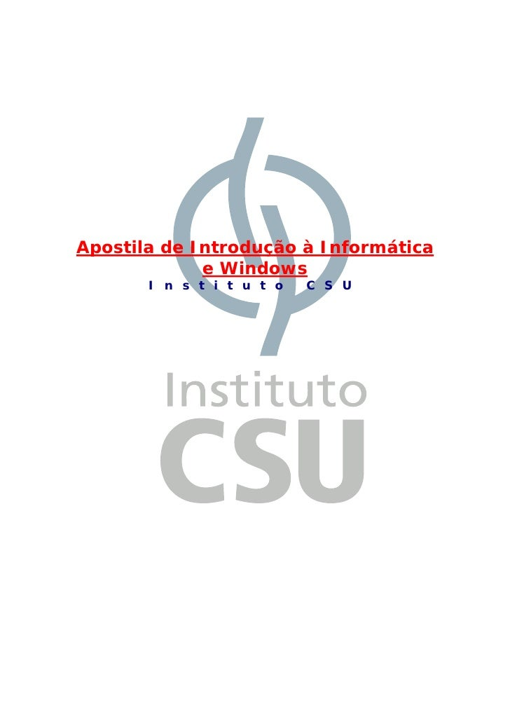 Apostila introducao a_informatica_e_windows_csu