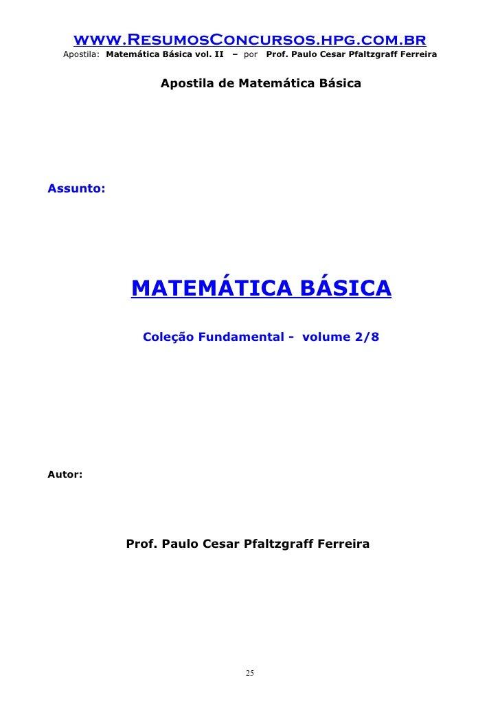 Apostila Matematica Col Fundamental 2 8