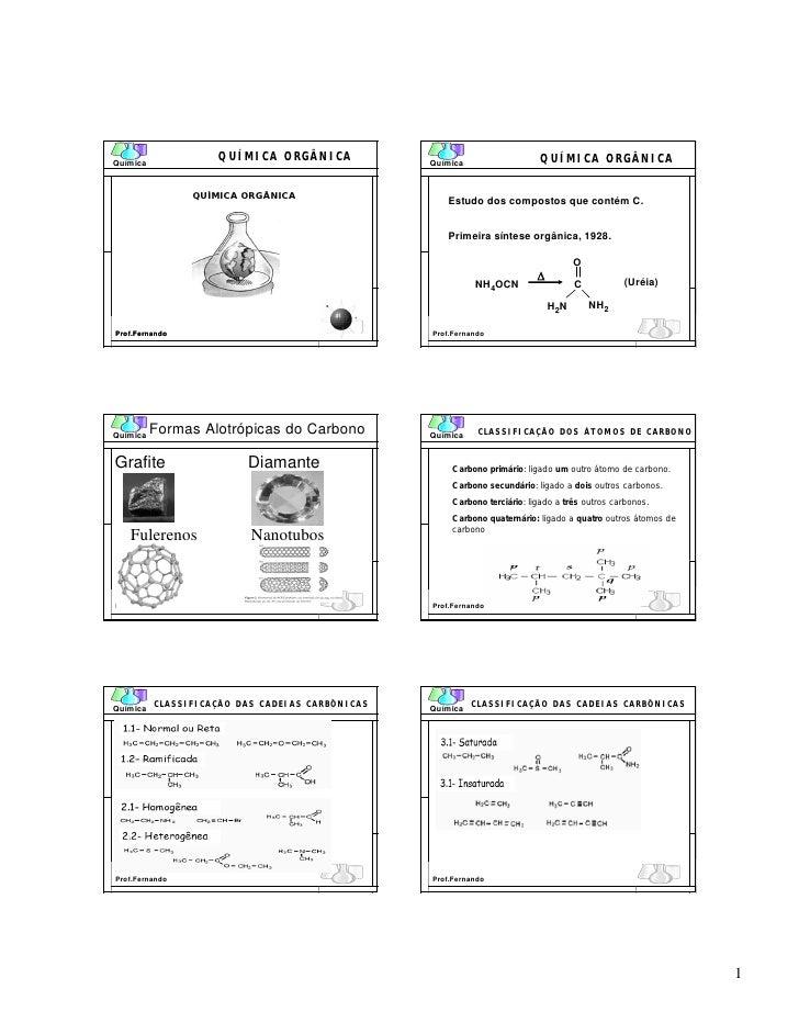 Química                   QUÍMICA ORGÂNICA            Química                  QUÍMICA ORGÂNICA                QUÍMICA ORG...