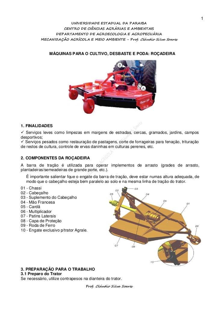 1                            UNIVERSIDADE ESTADUAL DA PARAIBA                        CENTRO DE CIÊNCIAS AGRÁRIAS E AMBIENT...