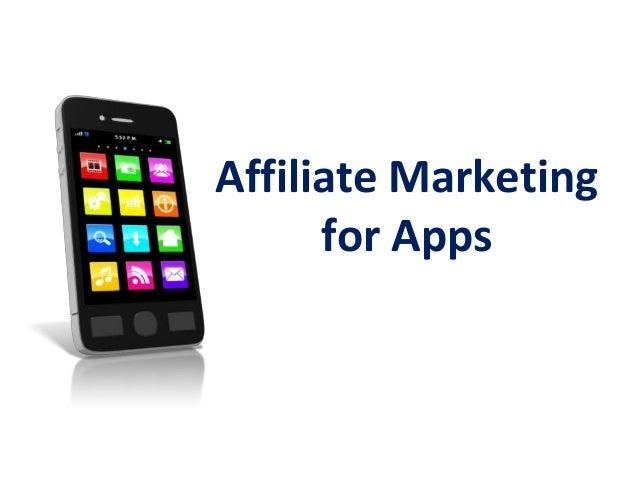 Affiliate Marketingfor Apps