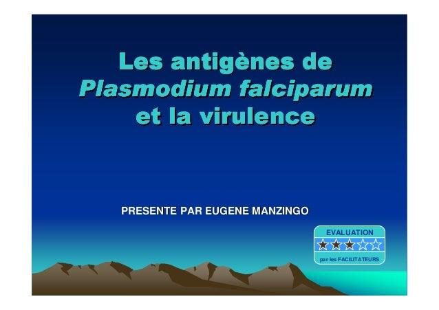 PRESENTE PAR EUGENE MANZINGOPRESENTE PAR EUGENE MANZINGOLes antigLes antigLes antigLes antigLes antigLes antigLes antigLes...