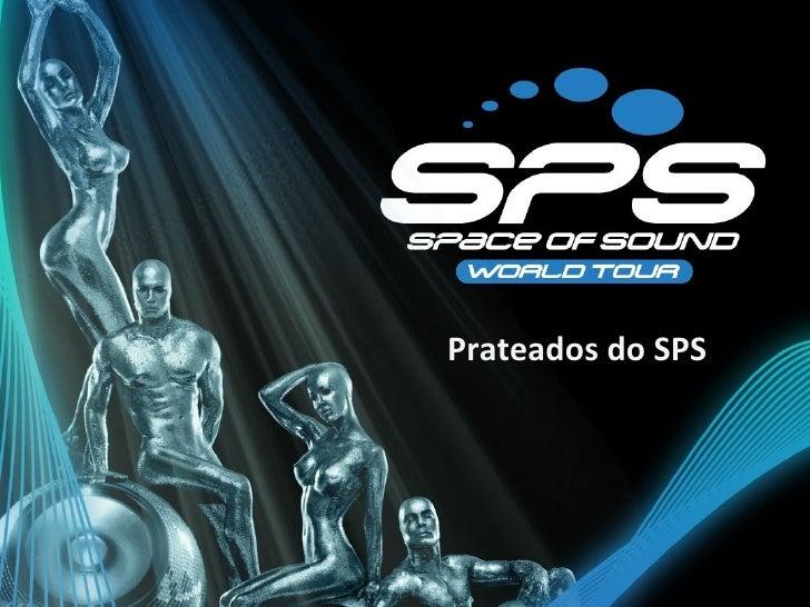Case Space of Sound - Prateados