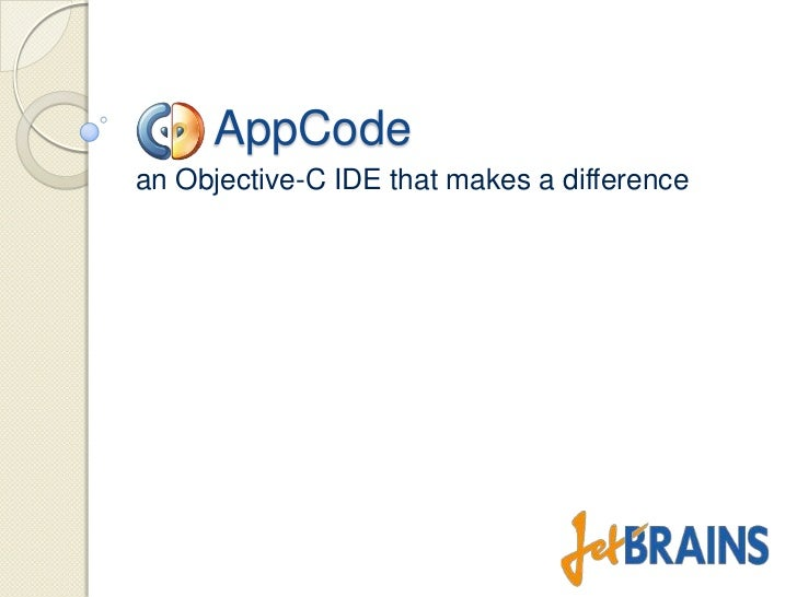 AppCodean Objective-C IDE that makes a difference
