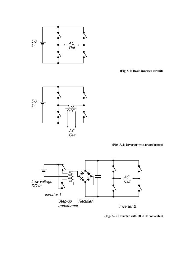 how to build an inverter