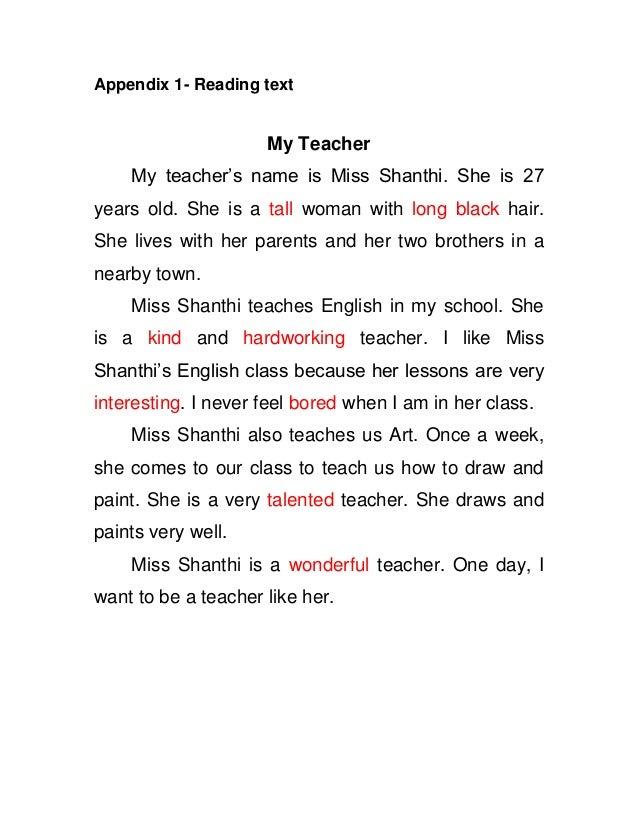 apa style essay examples