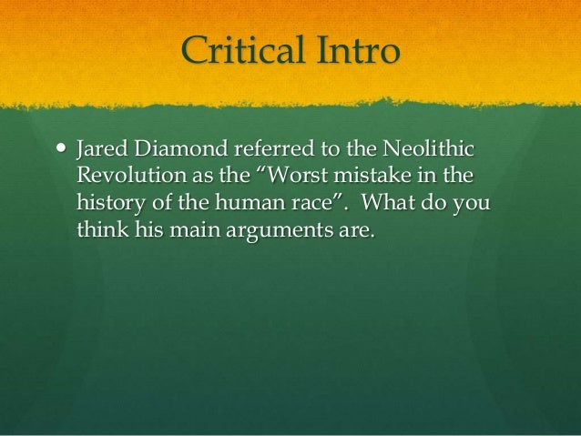 race without colour jared diamond Jared diamond, 1994 race without color _discover_ november: then you must dedicate your law and custom on some scientific finding in the meantime, what.
