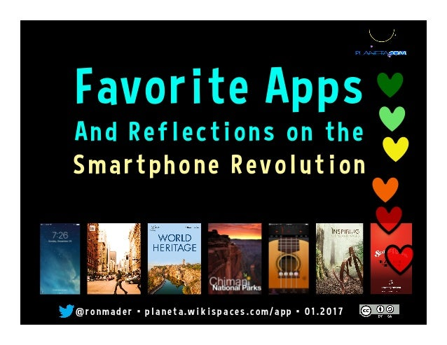 Favorite Apps