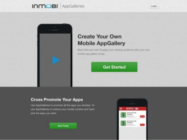 InMobi AppGalleries - Product Walkthrough