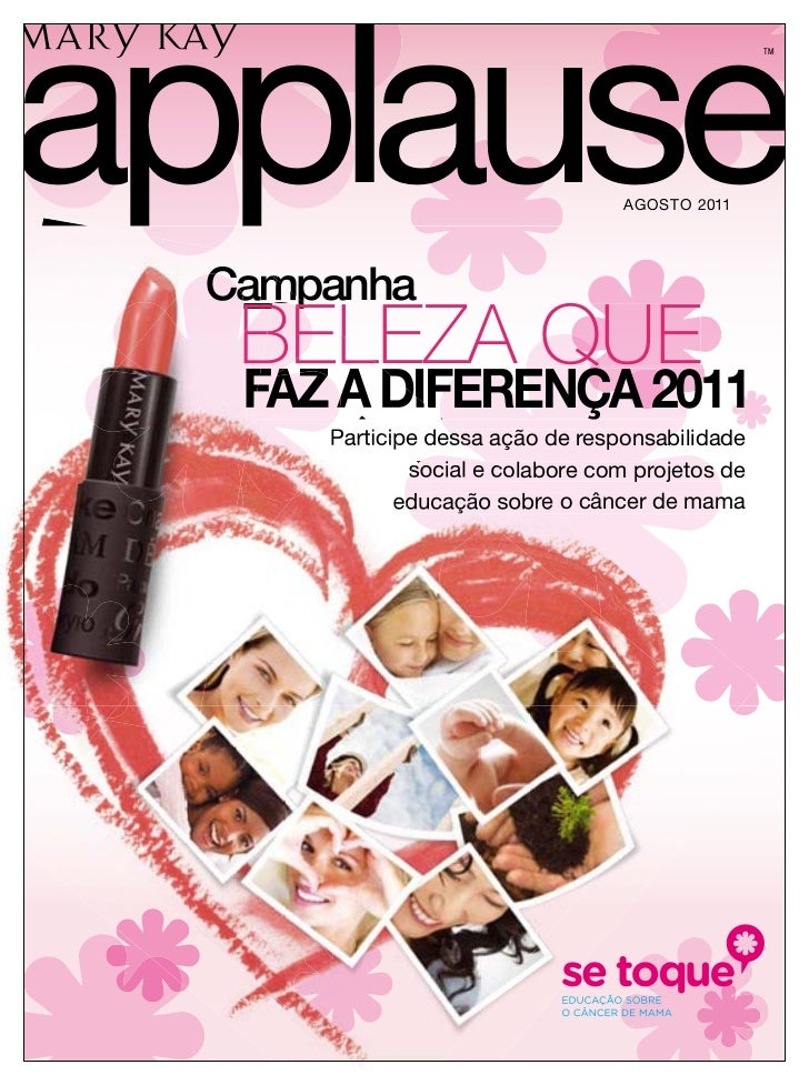 Applause agosto 2011
