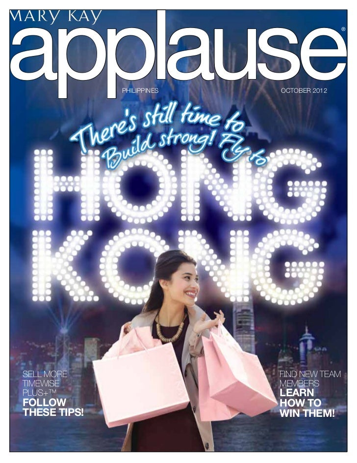Applause october2012