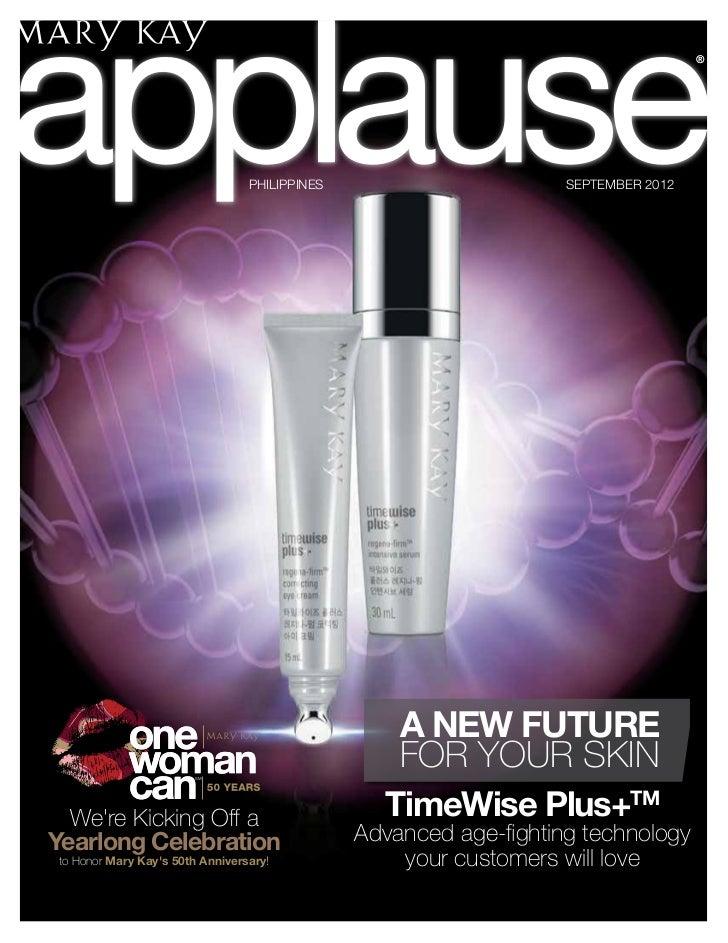 Applause september 2012
