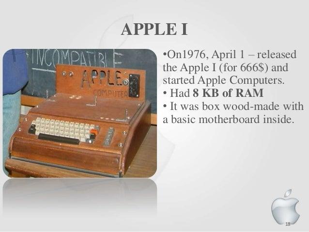 Resultado de imagen para apple 666 computer
