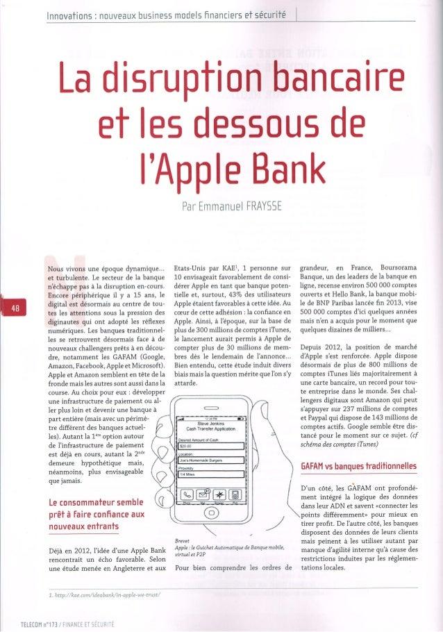 Apple mobile-banking