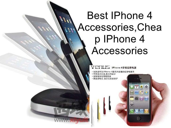 Best IPhone 4 Accessories,Cheap IPhone 4 Accessories