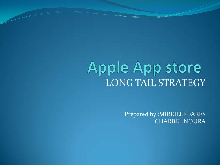 apple online store strategy Program manager – ww customer care strategy and operations, apple online store apple march 2014 – present (4 years 1 month.