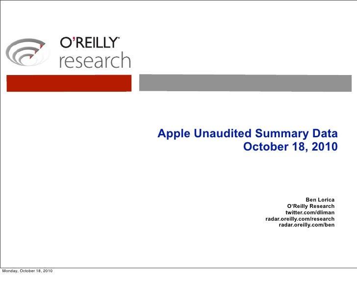 Apple earnings q4-2010