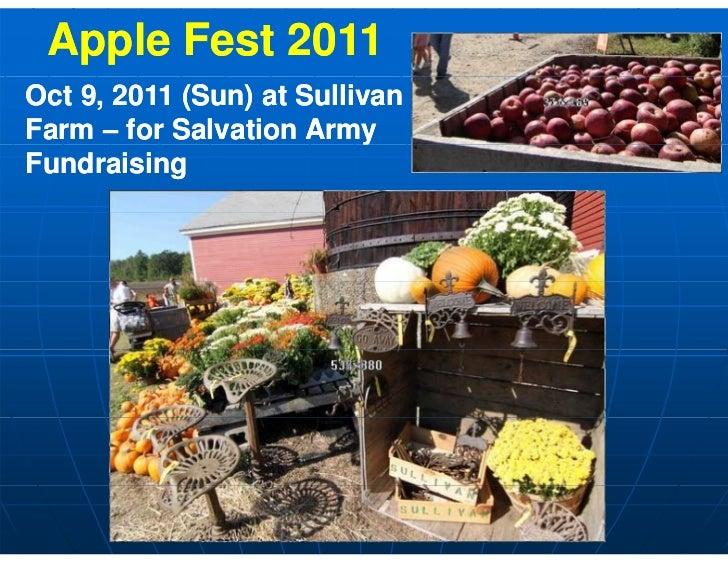 Apple festival 2011