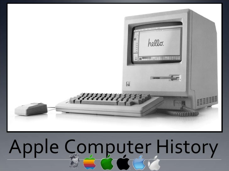 Apple Computer History