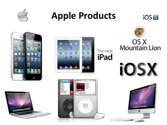 Apple Inc Presentation Principle Management