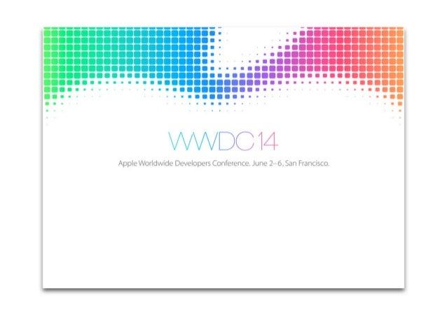Hugefordevelopers. Massiveforeveryone else. iOS 8isthebiggestiOS releaseever— fordevelopersandeveryoneelse...