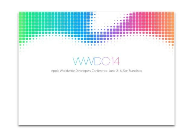 Apple iOS8 Preview