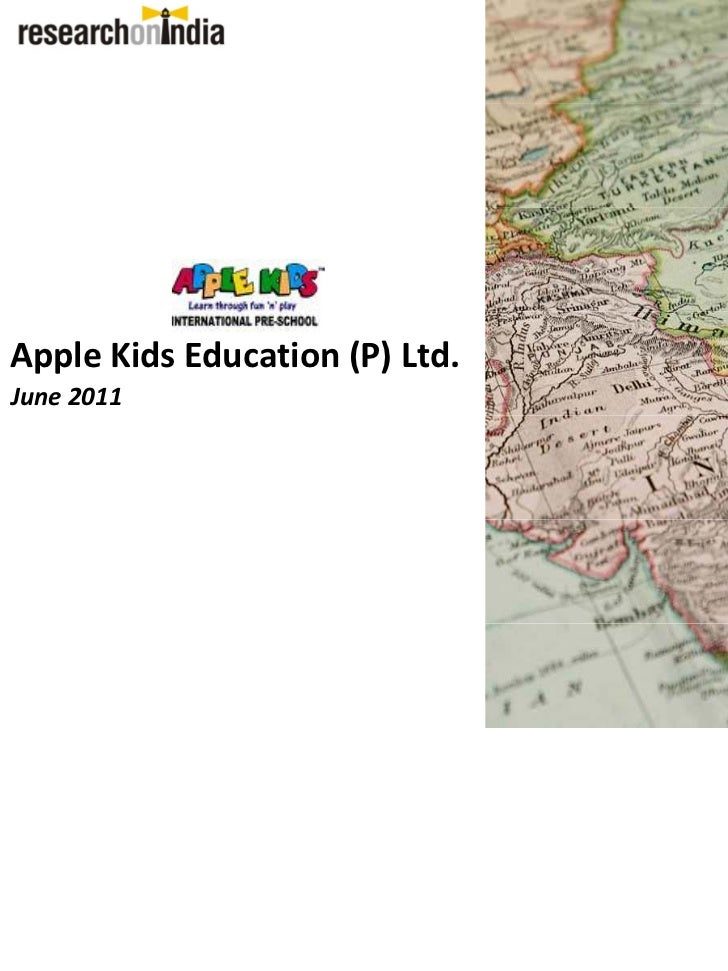 AppleKidsEducation(P)Ltd.June2011