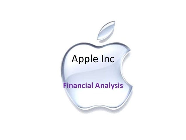 Apple Inc Financial Analysis