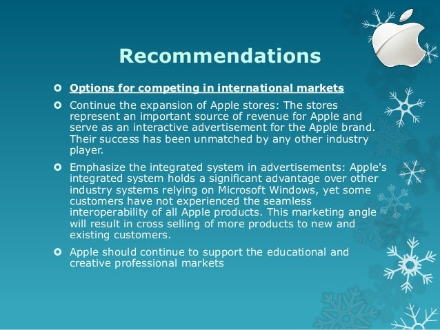 apple inc risk management plan As of 2015, apple co-dominates the smartphone market, along with samsung, but that hegemony is at risk from competitors such as lenovo group limited, huawei technologies co ltd, lg electronics, inc and zte corporation market risk apple is the largest company in the world.