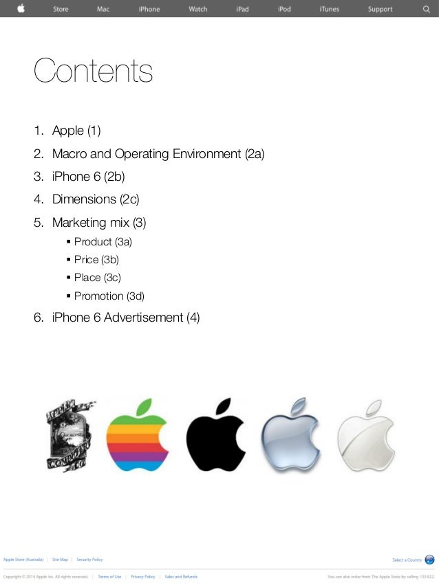 Case study analysis of apple inc