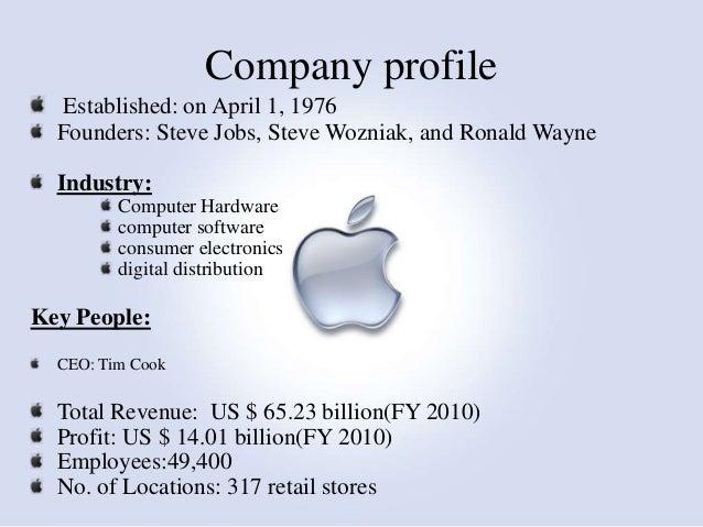 Apple Product Strategies