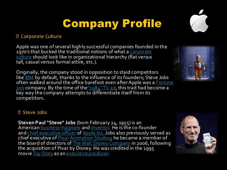 apple computer case analysis Apple inc (apple computer) was founded in 1976 by steven wozniak and steven jobs the first product of the company was a mass-produced personal computer apple.