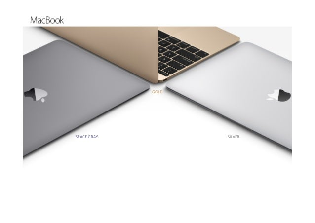 MacBook Gold, Space Gray, or Silver? [Comparison] - YouTube