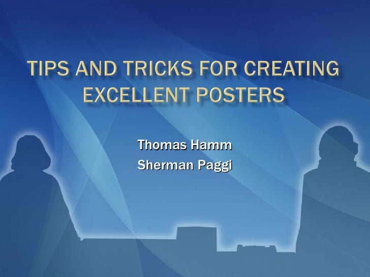Thomas Hamm Sherman Paggi